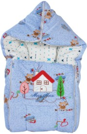 Mee Mee Baby Carry Nest Blue - House Sleeping Bag