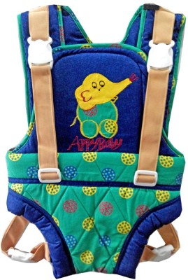 Baby Basics Infant Carrier - Design#16 Baby Cuddler (Multicolor)