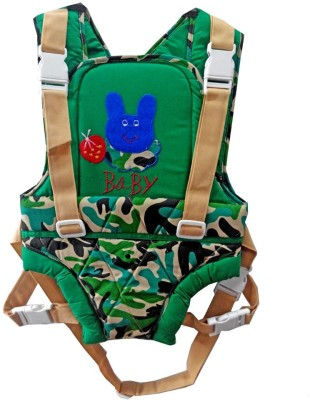 Baby Basics Infant Carrier - Design#13 Baby Cuddler (Green)