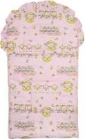 Wonderkids Teddy Print Baby Carry Nest Sleeping Bag (Pink)