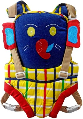Baby Basics Infant Carrier - Design#22 Baby Cuddler (Multicolor)