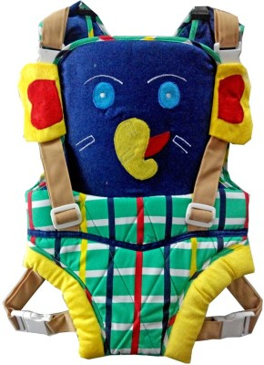 Baby Basics Infant Carrier - Design#23 Baby Cuddler (Multicolor)