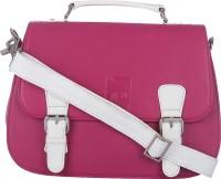 Eavan Pink Sling Bag Medium Sling Bag - Pink