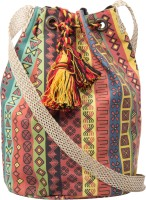 The House Of Tara Printed Medium Sling Bag - Multicolor - SLBEY9TP29KP44JJ