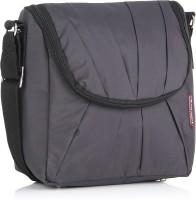 Home Heart Women Casual Grey PU Sling Bag