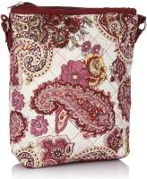 Home Heart Hipster Medium Sling Bag - Multicolor