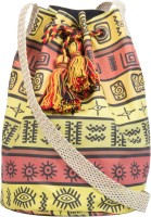 The House Of Tara Printed Medium Sling Bag - Multicolor - SLBEY9TPEWCZW5WV