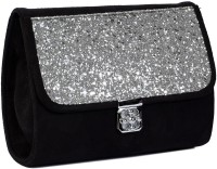 Vdesi Women, Girls Casual, Evening/Party, Formal, Festive Black, Grey, Silver PU Sling Bag