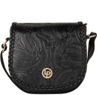 Lino Perros LWSL00144 Small Sling Bag - Black