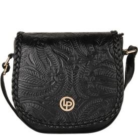 Lino Perros LWSL00144 Small Sling Bag - Black