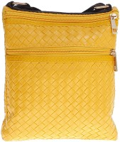 Lino Perros LWSL00136 Small Sling Bag - Yellow