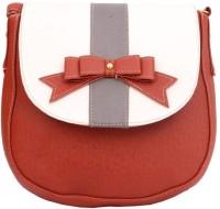 Craftstages Trendy Sling Bag - Red - SLBDY9H8VHCJQAP9