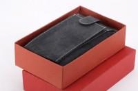 Design O Print Girls Grey Leatherette Sling Bag