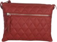 Pockit Women Maroon PU Sling Bag