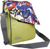 Australian Tourister Men, Women Casual Green, Blue Nylon Sling Bag