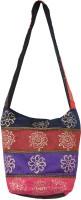 Famacart Women's MultiColor Large Sling Bag (Multicolor)