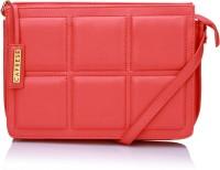 Caprese Girls, Women Red Leatherette Sling Bag