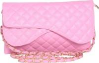 Lee Italian Women, Women Pink PU Sling Bag