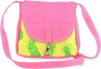 Vogue Tree PINKAPLPIN Medium Sling Bag (Pink)