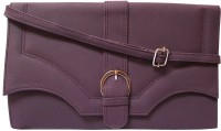 MTE Women Casual Purple PU Sling Bag