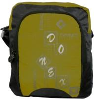 Donex Boys, Girls, Men, Women Casual Green, Grey Nylon Sling Bag