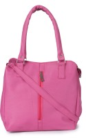 Kaartik24 Girls Casual Pink Leatherette Sling Bag