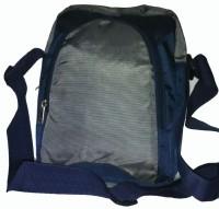 Shivam Novelties Pvt. Ltd. Women, Men, Boys, Girls Blue Nylon Sling Bag