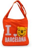 Bags Craze Stylish And Sleek BC-ONLB-204 Medium Sling Bag - Orange-204