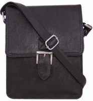 Chimera Leather LMB160481410 Sling Bag - Black