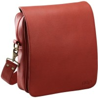 Gqp Accessories Embody Messenger Bag (Vintage Red) Medium Sling Bag - Vintage Red