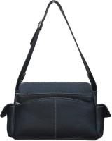 Kudos Fashions Han Sling Bag - Black-01