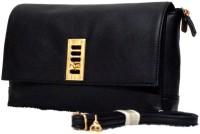 Steal Dee Style Women Black PU Sling Bag