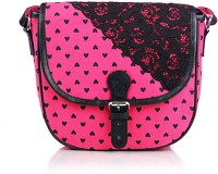 Shaun Design Heart Cross Body Small Sling Bag - SLBDX5HKHKNV2GCY