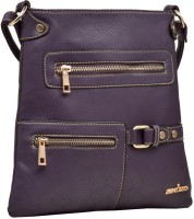 Mod'acc Wedv Sling Bag (Purple)