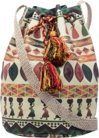 The House Of Tara Printed Medium Sling Bag - Multicolor - SLBEY9TPZRGEHGYH