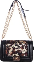 Eleegance Women Casual Multicolor PU Sling Bag