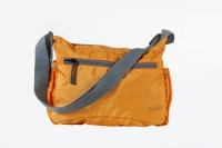 Bendly Smart Foldable Small Sling Bag - Orange-02