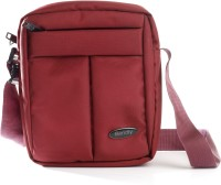 Bendly Passport Small Sling Bag - Red-02