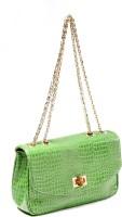 Amrita Singh Women Casual Green PU Sling Bag