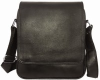 Chimera Leather LMB160561410 Sling Bag - Black