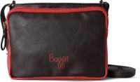 Baggit Women Casual Brown Leatherette Sling Bag