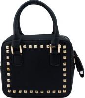 Super Drool Women, Girls Black PU Sling Bag