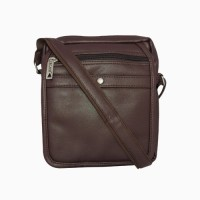 Chimera Leather LMB160171408 Sling Bag - Brown