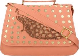 RED ROSE Women Multicolor PU Sling Bag