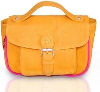 Brune Shoulder Sling Bag - Yellow-09 - SLBDXGY7ZSM5NNBJ