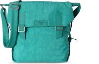 Baggit Women Casual Blue Nylon Sling Bag