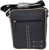Style 98 Women Casual, Formal Black Genuine Leather Sling Bag