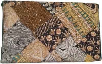 Ramiyah Women Multicolor Silk, Brocade Sling Bag