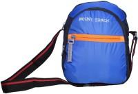Mount Track Men, Women Casual Blue Nylon Sling Bag