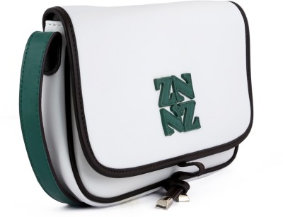 Zotti Zotti Olivia Medium Sling Bag (White)